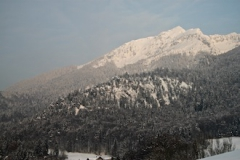 berg schnee
